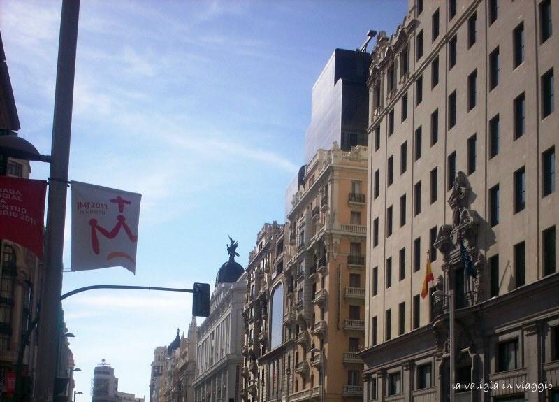 Madrid, Giornata Mondiale della Gioventù 2011 in Gran Via