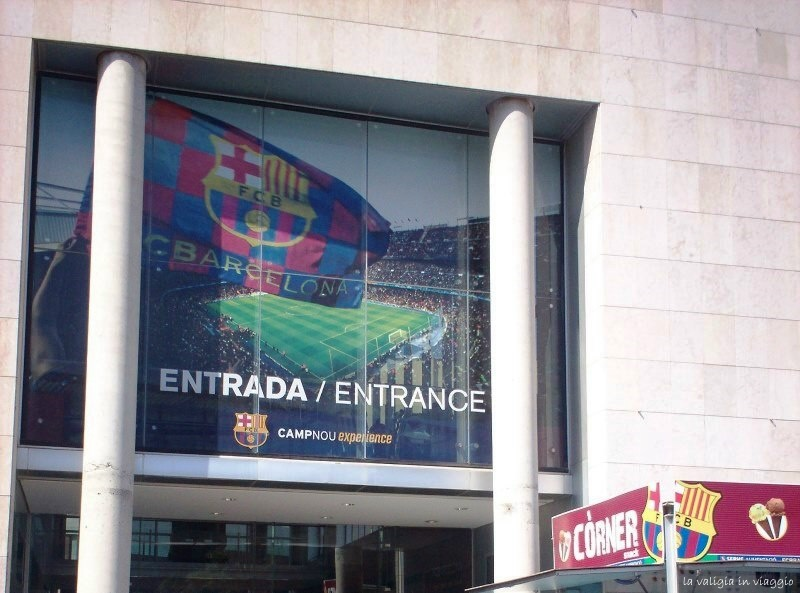 Barcellona, Camp Nou