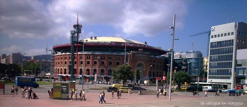 Barcellona, Arena Madre
