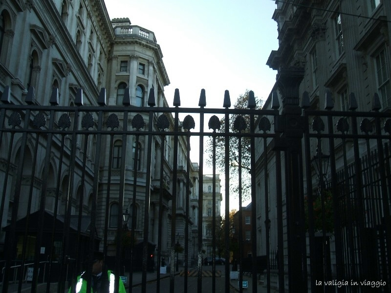 London, Downing Street