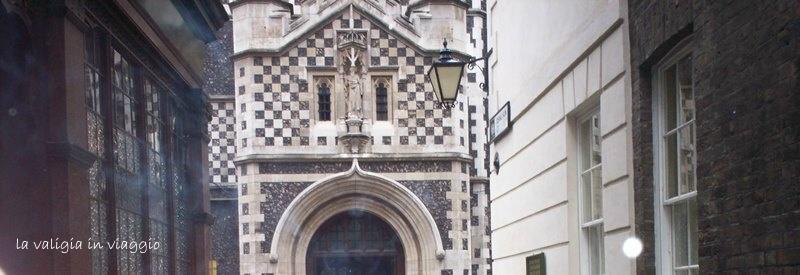 London, St Bartholomew