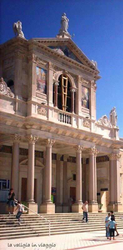 Santuario di San Gabriele, Isola del Gran Sasso D'Italia (TE)