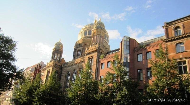 Berlin, Neue Synagoge