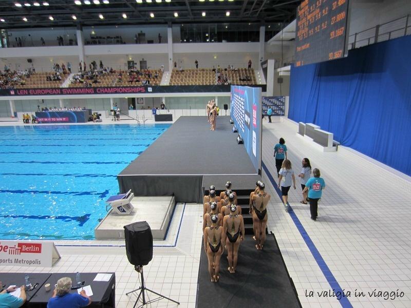 Berlino, LEN European Swimming Championships 2014 (I campionati di nuoto Europei)