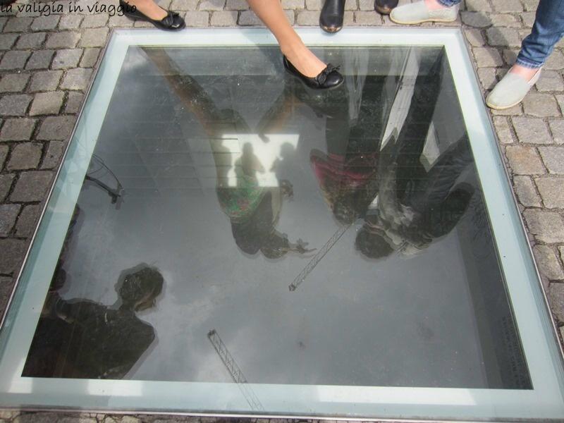 Monumento in Bebelplatz