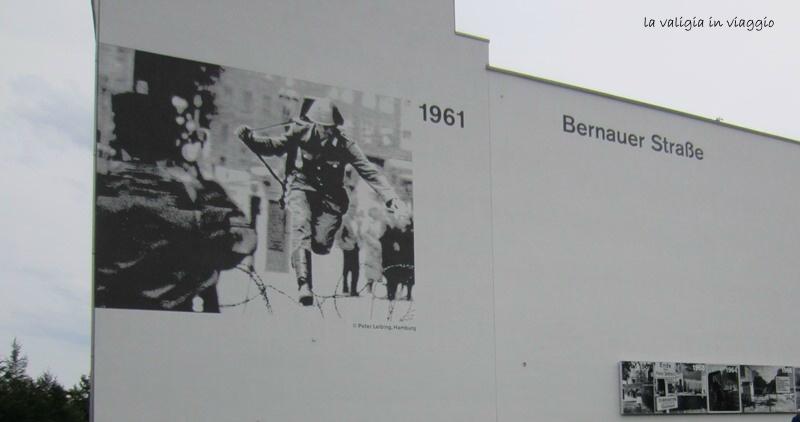 Berlin, Bernauer Straße