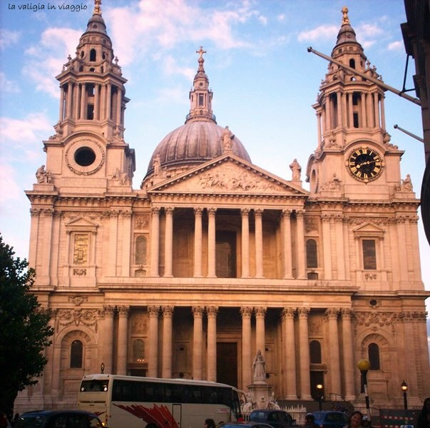St Paul's Cathedral, Londra