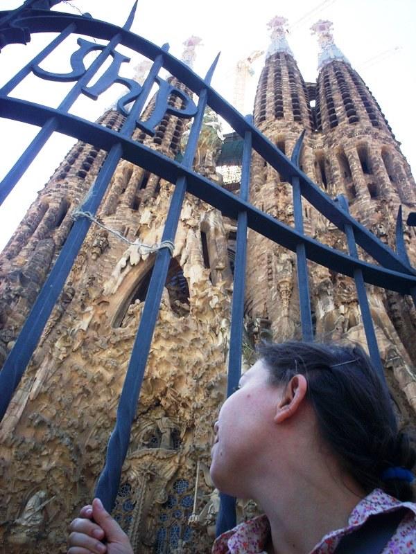 Sagrada Familia, Facciata della Natività