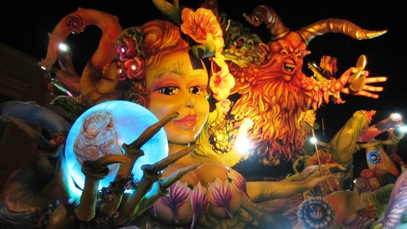 Gli antichi riti del Carnevale di Putignano