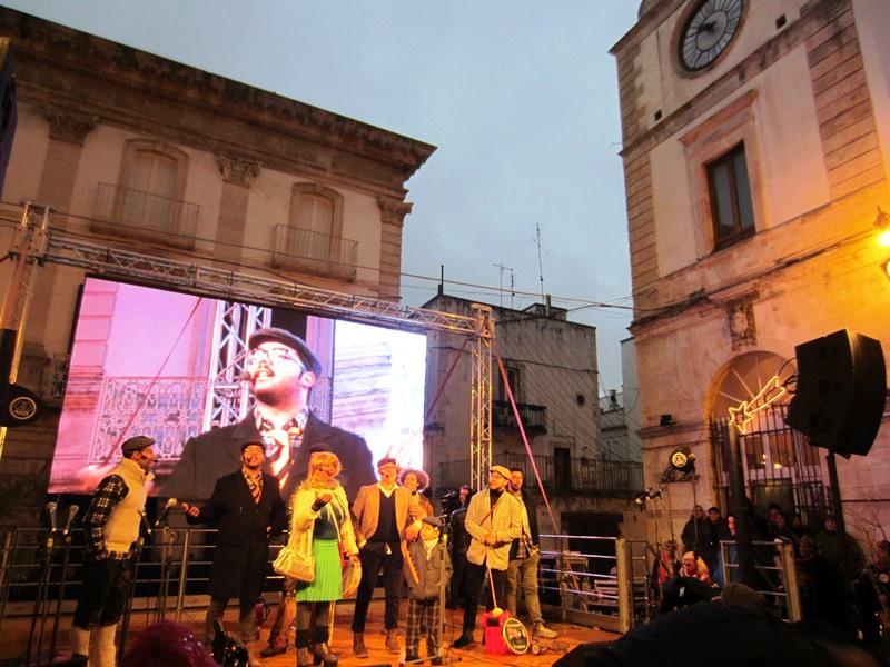 """Le """"Propaggini"""" del 26 dicembre in Piazza Plebiscito"""