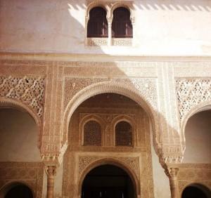 GRANADA: Generalife e Alhambra