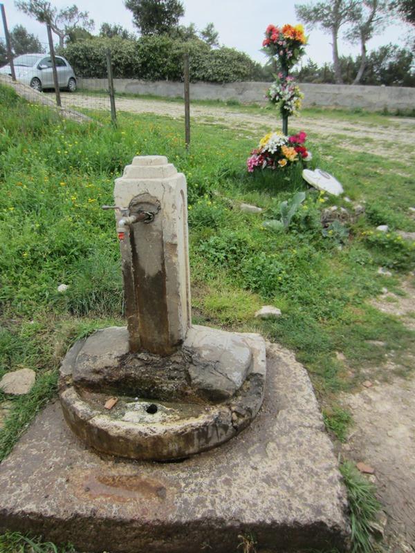 la fontana di CasteldelMonte.2
