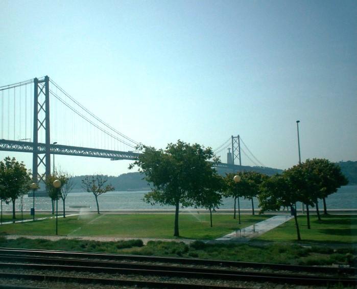 Il Ponte 25 Aprile di Lisbona