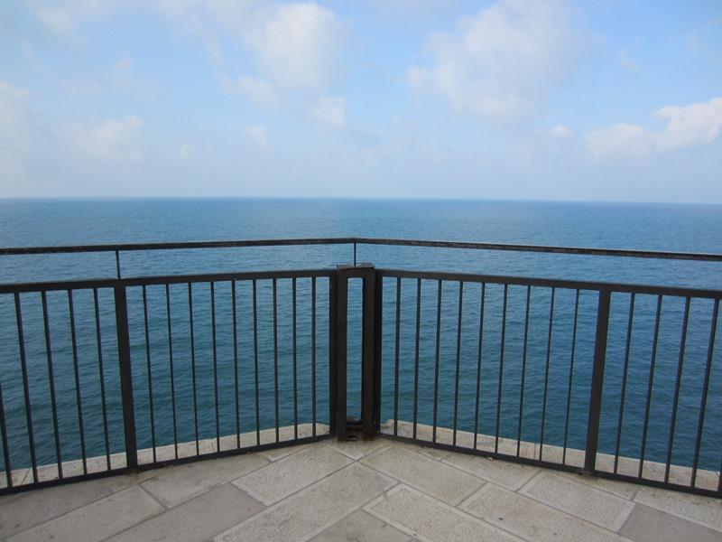 La balconata di Polignano