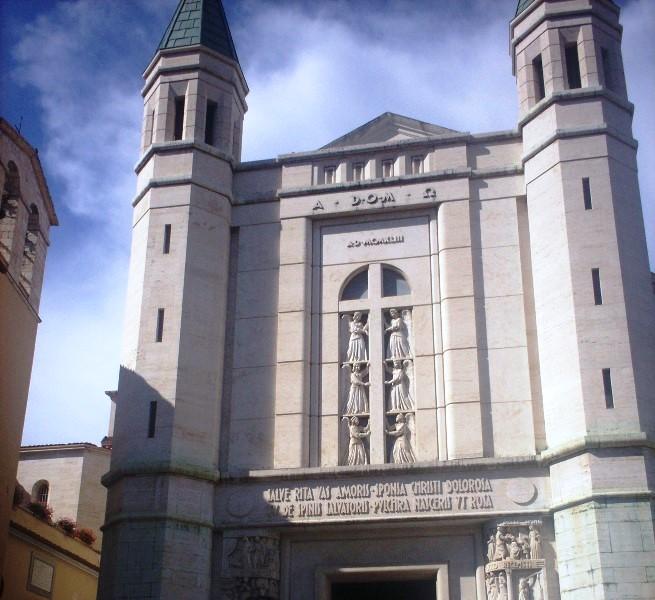 Basilica di Santa Rita da Cascia, Umbria