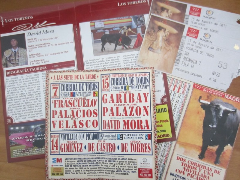 La corrida di Madrid