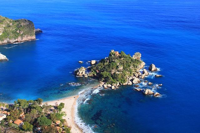 Sicilia: costa est