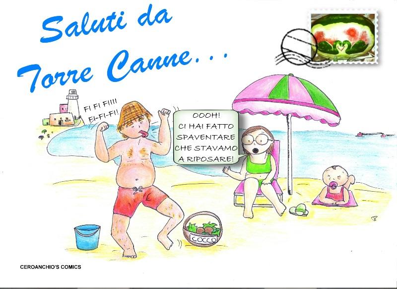La mia tipica giornata al mare, nella mia bella Puglia.