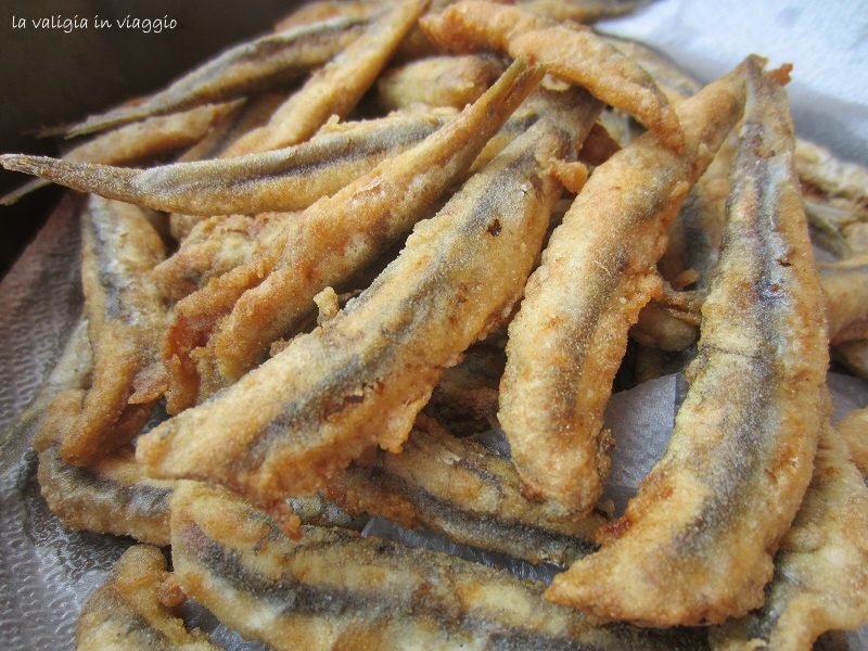 ALICI FRITTE E ALICI MARINATE
