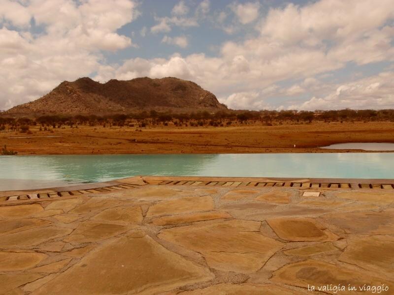 Paesaggio del Kenya