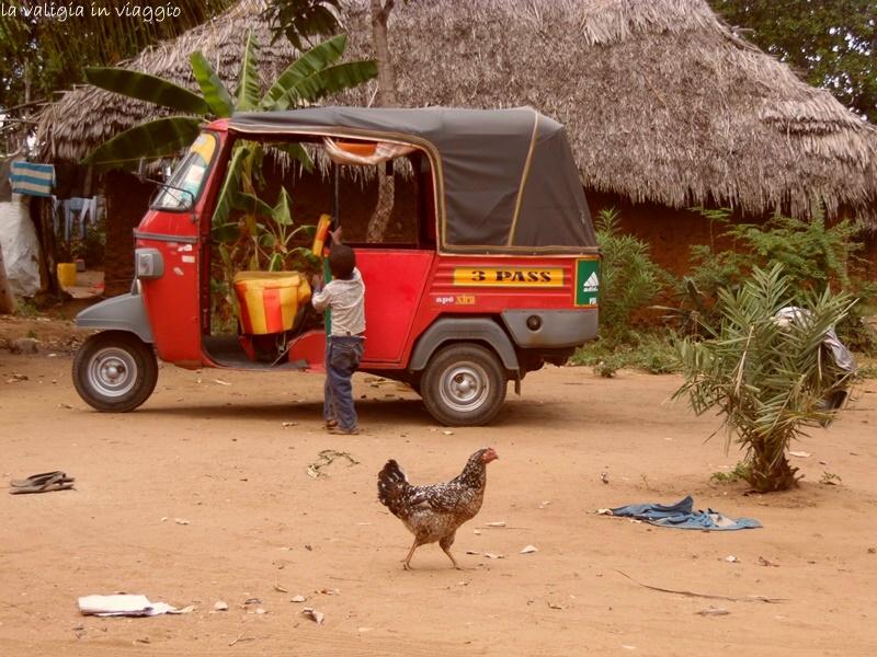 Vita nei villaggi del Kenya