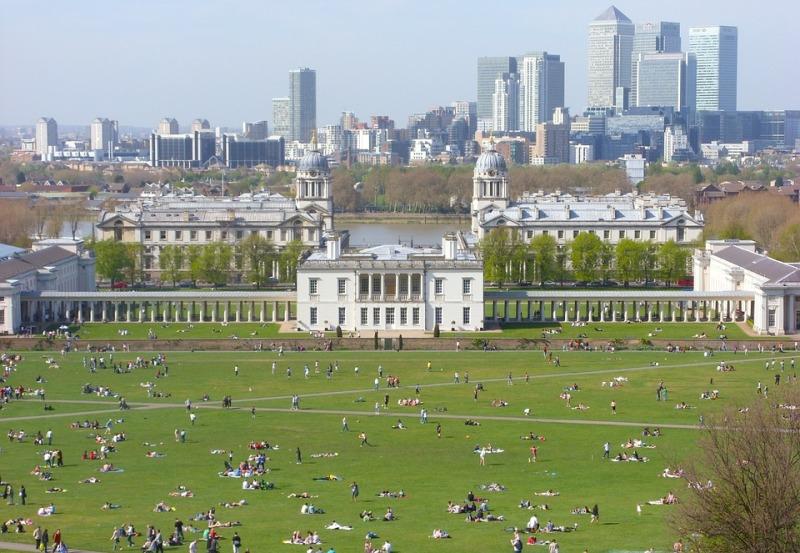 Greenwich, Londra