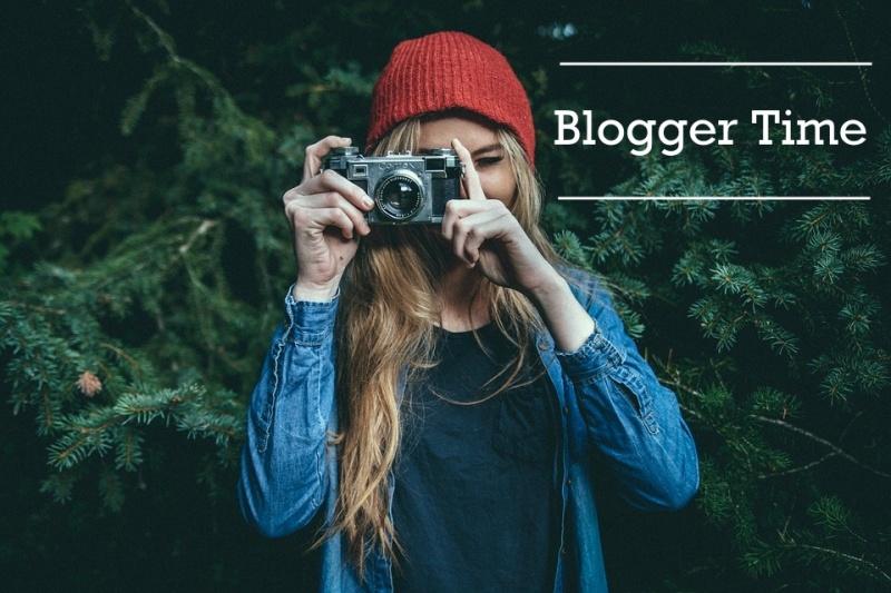 Blogger time
