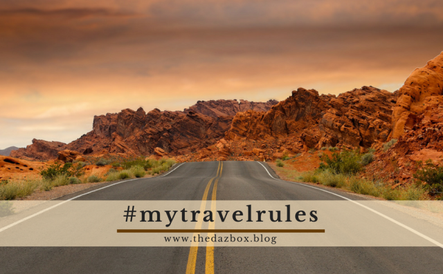 #mytravelrules: le mie regole di viaggio