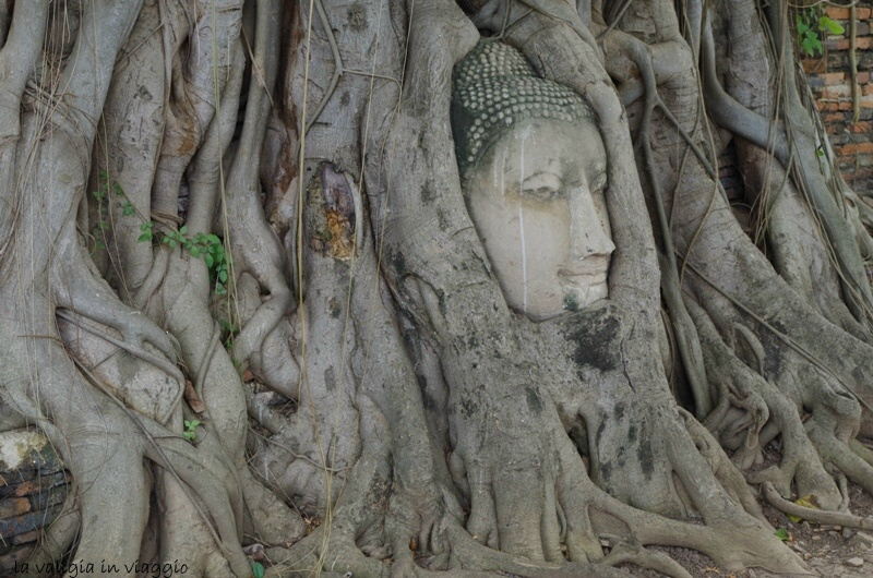 Ayuthaya, Thailandia