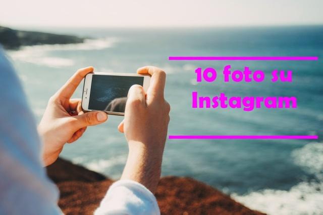 Instagram: dieci foto, dieci destinazioni di viaggio