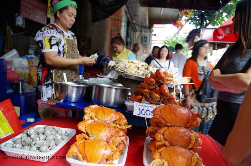 mercati della Thailandia