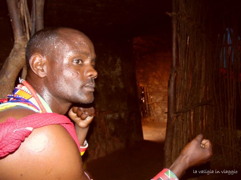 Masai in Kenya
