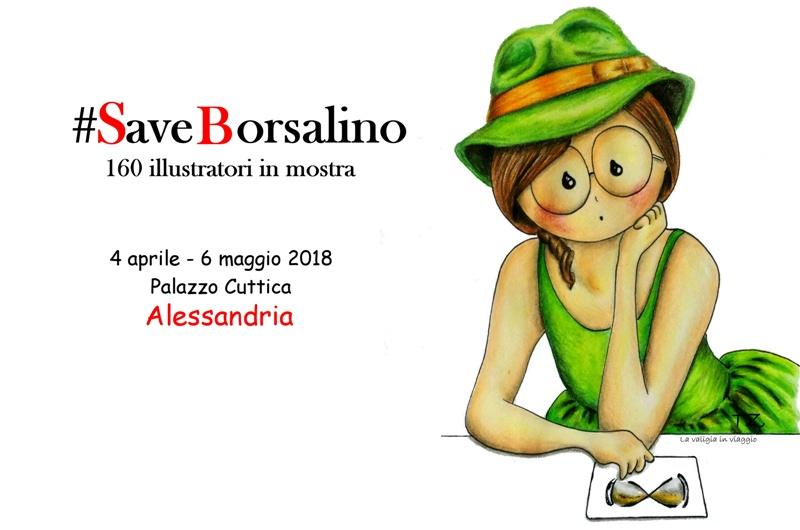 Mostra #saveBorsalino