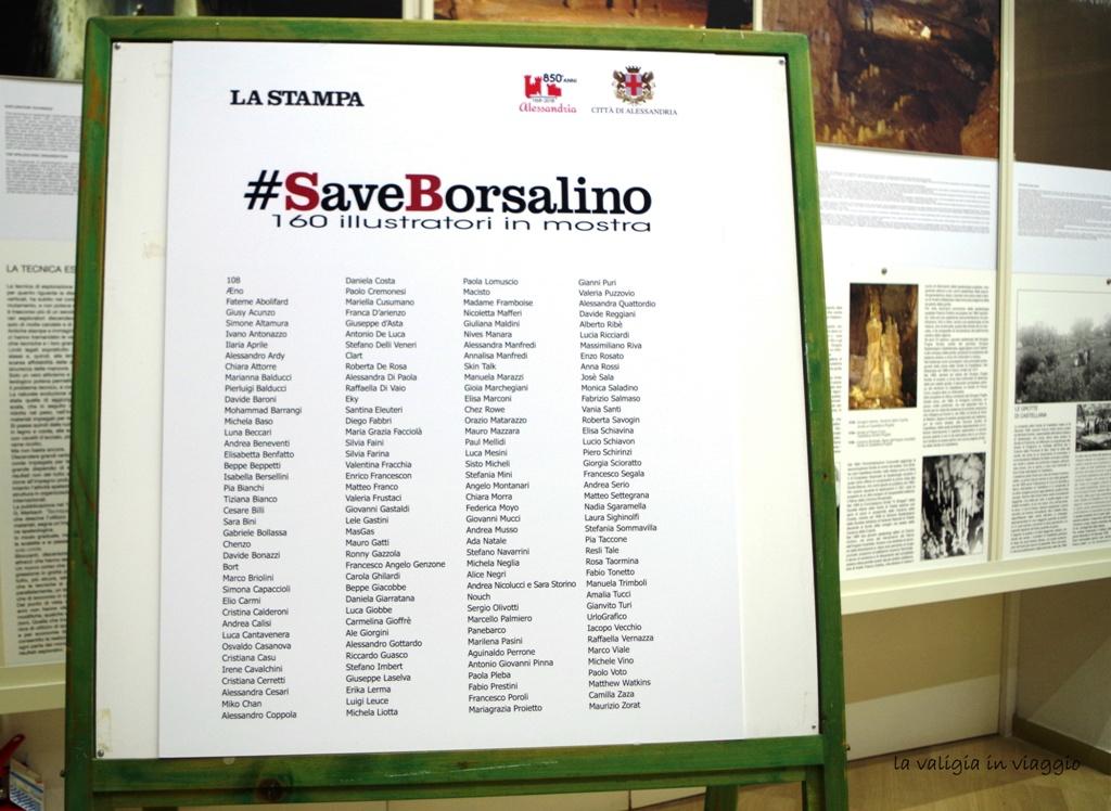#SaveBorsalino