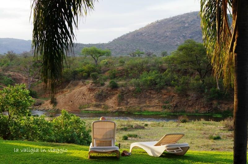 Kruger National Park, Sudafrica