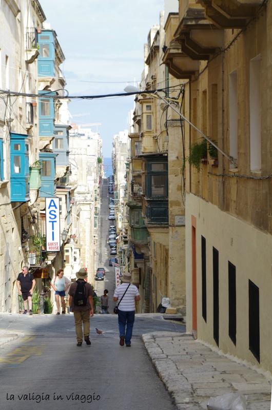 Tornare a Malta per lavoro