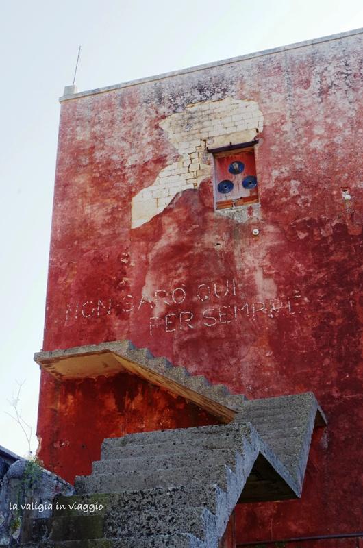 La Casa Rossa, il campo di concentramento di Puglia - La ...