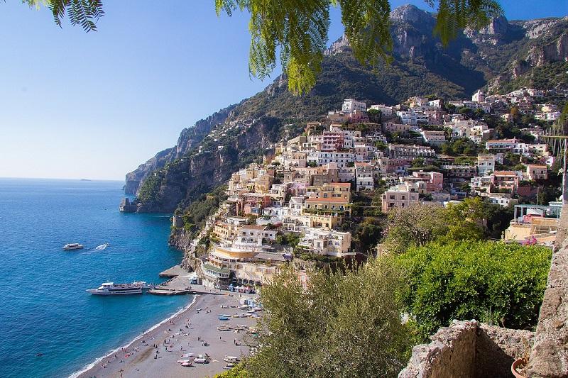 itinerari di viaggio in Italia