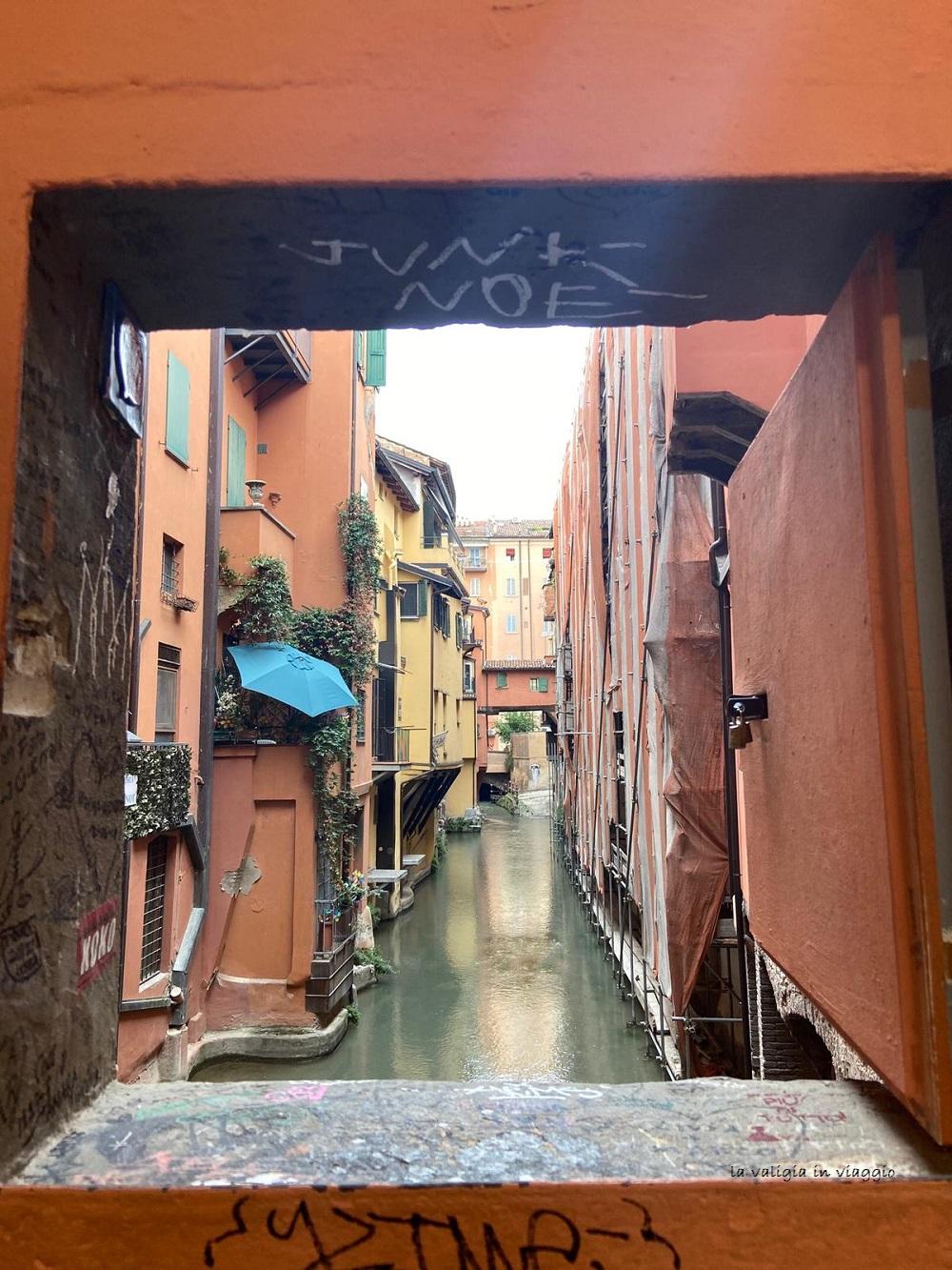 Finestrella di Via Piella (Piccola Venezia)