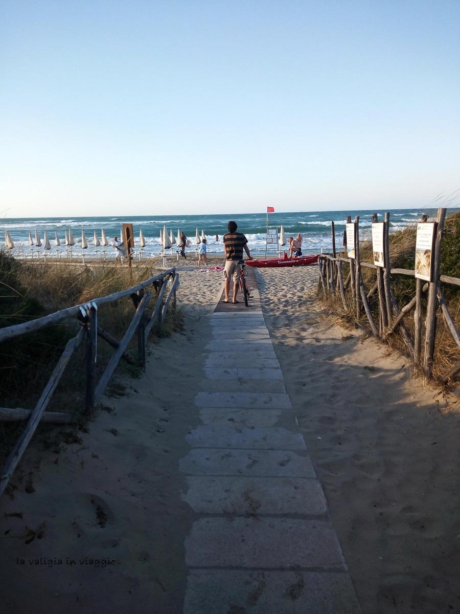 Il mare di Puglia