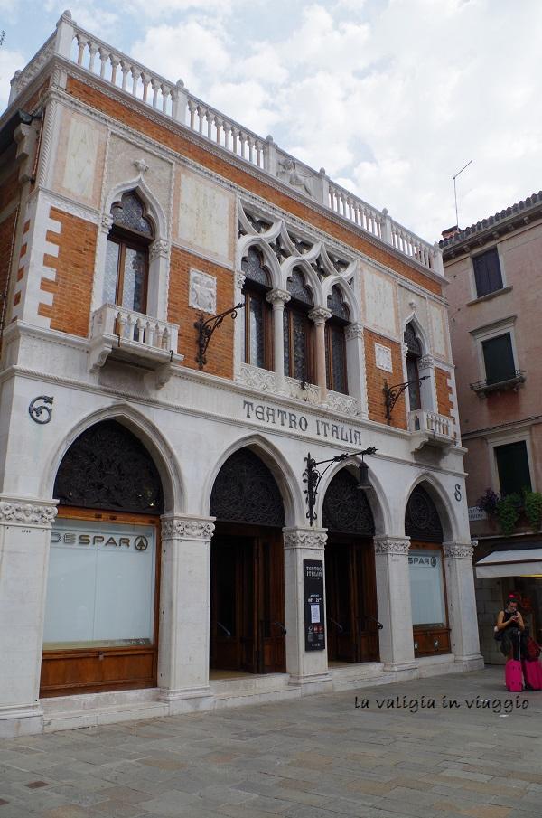 Teatro Italia, Venezia