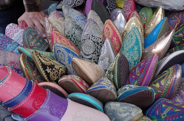 babbucce marocchine